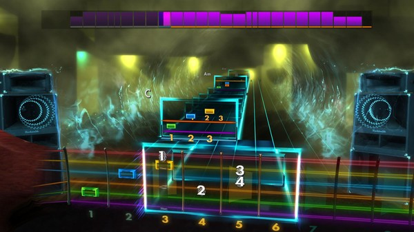 "Скриншот №1 к Rocksmith® 2014 Edition – Remastered – The Shadows - ""Apache"""