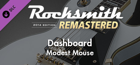 """Rocksmith® 2014 Edition – Remastered – Modest Mouse - """"Dashboard"""""""