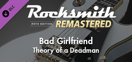 "Rocksmith® 2014 Edition – Remastered – Theory of a Deadman - ""Bad Girlfriend"""