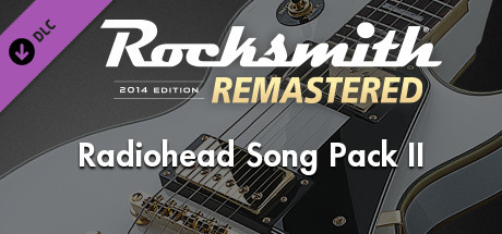 Rocksmith® 2014 Edition – Remastered – Radiohead Song Pack II