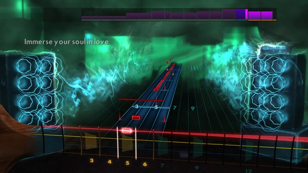 Скриншот №1 к Rocksmith® 2014 Edition – Remastered – Radiohead Song Pack II