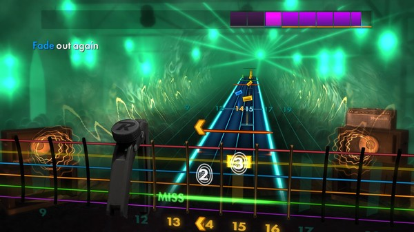 Скриншот №3 к Rocksmith® 2014 Edition – Remastered – Radiohead Song Pack II