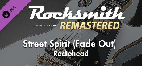 "Rocksmith® 2014 Edition – Remastered – Radiohead - ""Street Spirit (Fade Out)"""