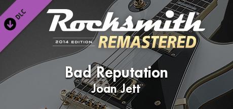"Rocksmith® 2014 Edition – Remastered – Joan Jett – ""Bad Reputation"""