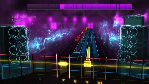 "Скриншот №5 к Rocksmith® 2014 Edition – Remastered – Joan Jett - ""Bad Reputation"""