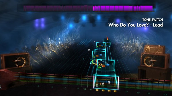 Скриншот №1 к Rocksmith® 2014 Edition – Remastered – 70s Mix Song Pack IV