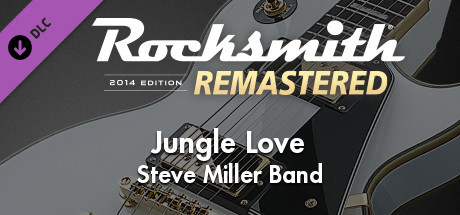 "Rocksmith® 2014 Edition – Remastered – Steve Miller Band - ""Jungle Love"""