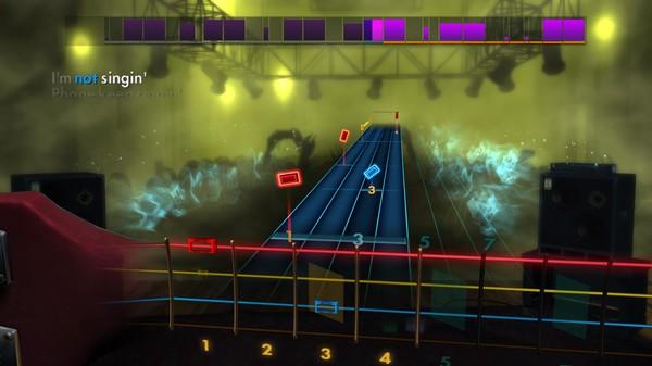 Скриншот №4 к Rocksmith® 2014 Edition – Remastered – Run-D.M.C. Song Pack