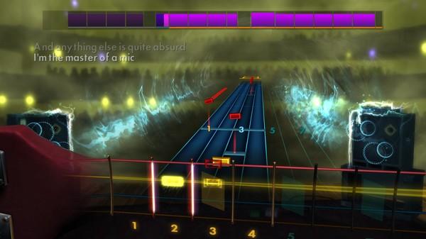 Скриншот №2 к Rocksmith® 2014 Edition – Remastered – Run-D.M.C. Song Pack