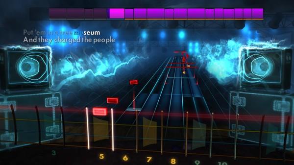 "Скриншот №3 к Rocksmith® 2014 Edition – Remastered – Joni Mitchell - ""Big Yellow Taxi"""