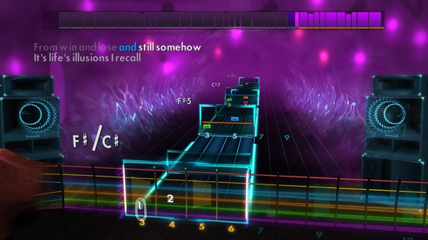 "Скриншот №4 к Rocksmith® 2014 Edition – Remastered – Joni Mitchell - ""Both Sides Now"""