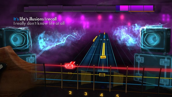 "Скриншот №3 к Rocksmith® 2014 Edition – Remastered – Joni Mitchell - ""Both Sides Now"""