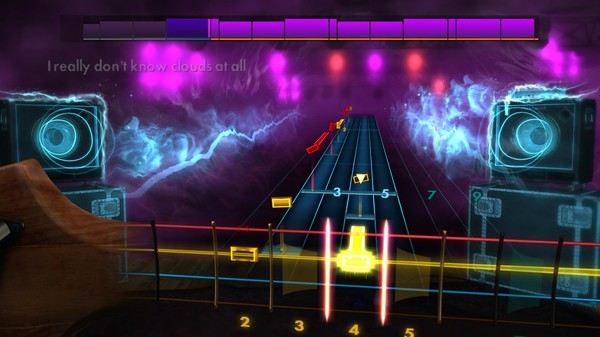 "Скриншот №5 к Rocksmith® 2014 Edition – Remastered – Joni Mitchell - ""Both Sides Now"""