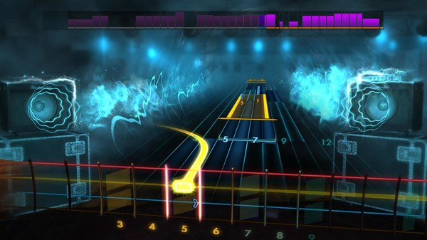Скриншот №3 к Rocksmith® 2014 Edition – Remastered – Greta Van Fleet Song Pack