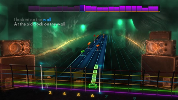 "Скриншот №4 к Rocksmith® 2014 Edition – Remastered – John Lee Hooker - ""One Bourbon One Scotch One Beer"""