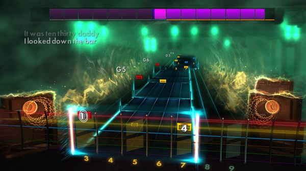 "Скриншот №1 к Rocksmith® 2014 Edition – Remastered – John Lee Hooker - ""One Bourbon One Scotch One Beer"""