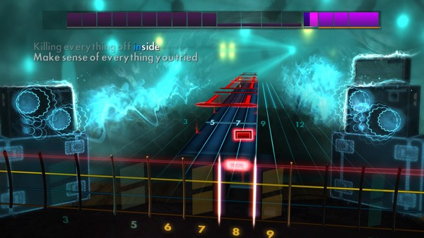 Скриншот №4 к Rocksmith® 2014 Edition – Remastered – Silverstein Song Pack