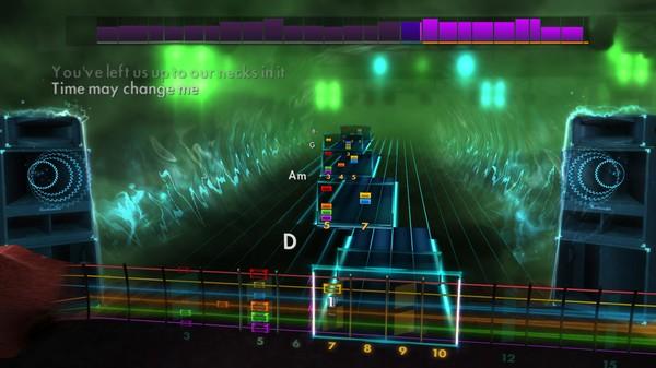 "Скриншот №3 к Rocksmith® 2014 Edition – Remastered – David Bowie - ""Changes"""