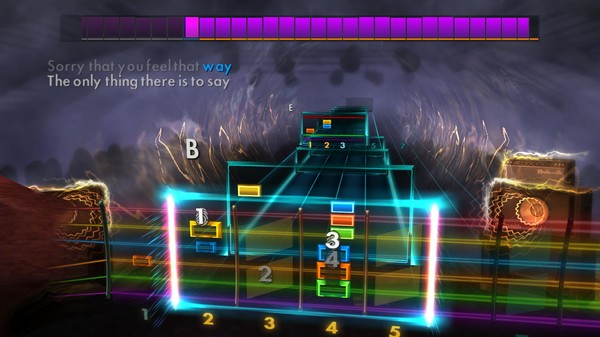 "Скриншот №2 к Rocksmith® 2014 Edition – Remastered – Grateful Dead - ""Touch of Grey"""