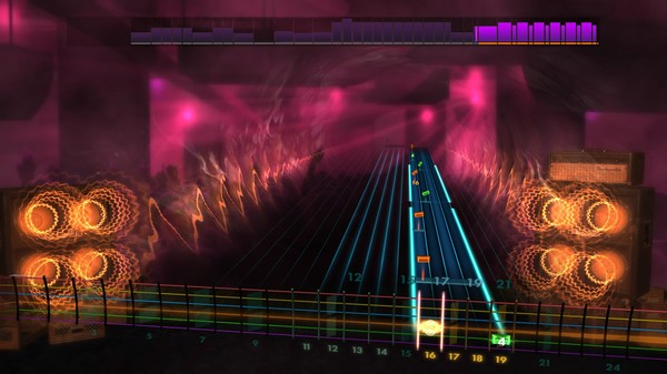 Скриншот №3 к Rocksmith® 2014 Edition – Remastered – 90s Mix Song Pack V