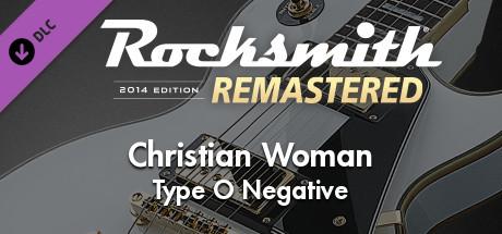 "Rocksmith® 2014 Edition – Remastered – Type O Negative – ""Christian Woman"""