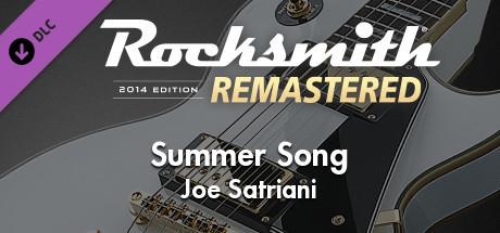 "Rocksmith® 2014 Edition – Remastered – Joe Satriani – ""Summer Song"""