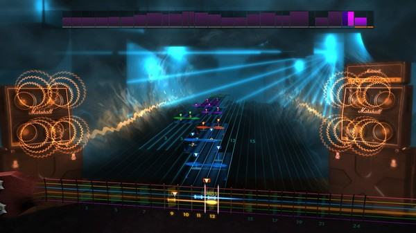 "Скриншот №1 к Rocksmith® 2014 Edition – Remastered – Joe Satriani - ""Summer Song"""