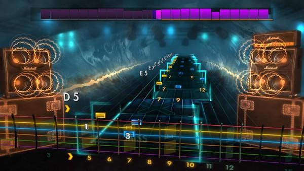"Скриншот №2 к Rocksmith® 2014 Edition – Remastered – Joe Satriani - ""Summer Song"""