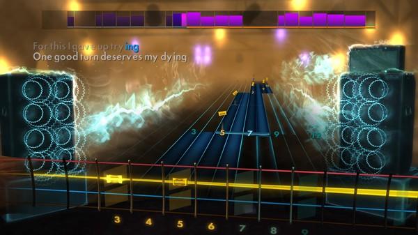 "Скриншот №5 к Rocksmith® 2014 Edition – Remastered – Stone Sour - ""Bother"""