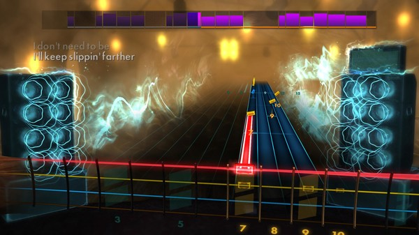 "Скриншот №4 к Rocksmith® 2014 Edition – Remastered – Stone Sour - ""Bother"""