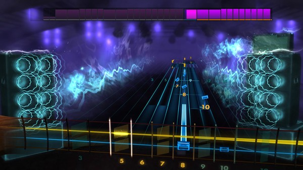 "Скриншот №4 к Rocksmith® 2014 Edition – Remastered – Stone Sour - ""Say Youll Haunt Me"""
