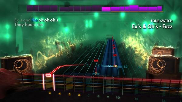 "Скриншот №2 к Rocksmith® 2014 Edition – Remastered – Elle King - ""Ex's & Oh's"""