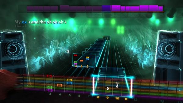"Скриншот №3 к Rocksmith® 2014 Edition – Remastered – Elle King - ""Ex's & Oh's"""