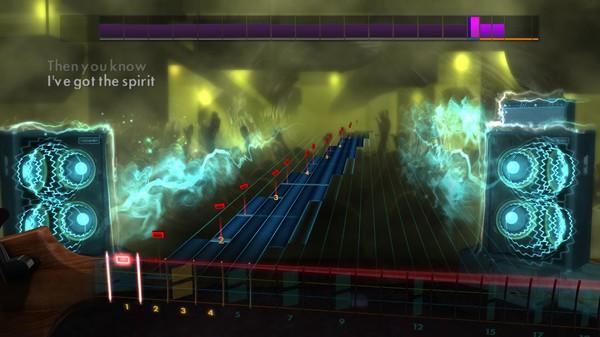 Скриншот №3 к Rocksmith® 2014 Edition – Remastered – Joy Division Song Pack