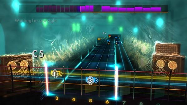 Скриншот №5 к Rocksmith® 2014 Edition – Remastered – Joy Division Song Pack