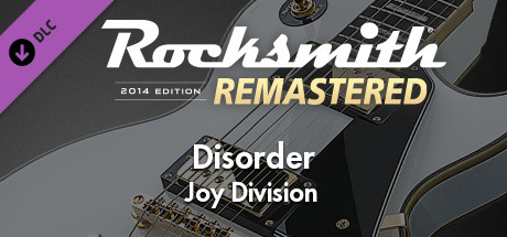 "Rocksmith® 2014 Edition – Remastered – Joy Division - ""Disorder"""