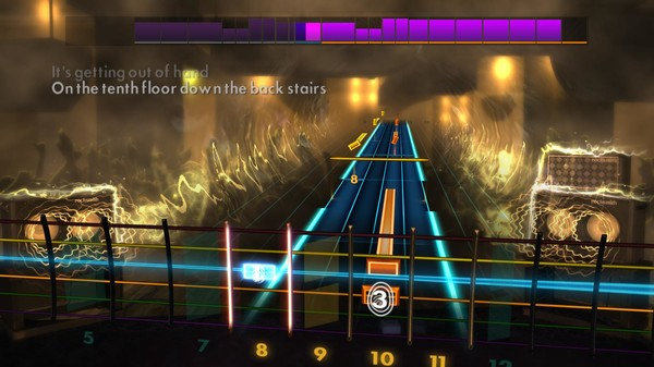 "Скриншот №5 к Rocksmith® 2014 Edition – Remastered – Joy Division - ""Disorder"""