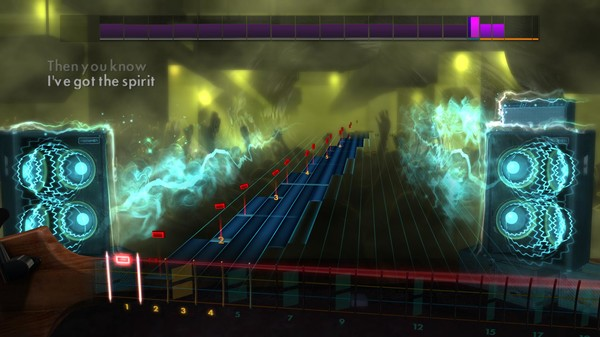 "Скриншот №3 к Rocksmith® 2014 Edition – Remastered – Joy Division - ""Disorder"""