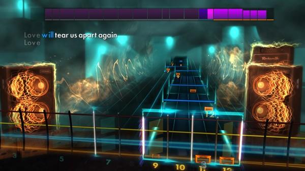"Скриншот №4 к Rocksmith® 2014 Edition – Remastered – Joy Division - ""Love Will Tear Us Apart"""