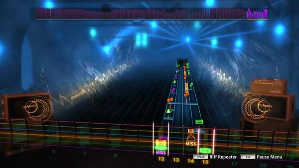 Скриншот №2 к Rocksmith® 2014 Edition – Remastered – Variety Song Pack XVIII