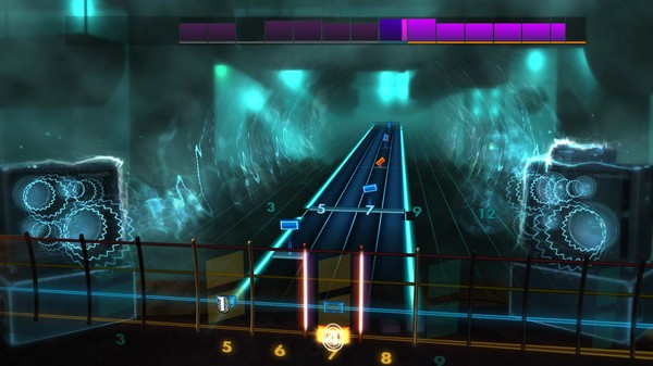 "Скриншот №4 к Rocksmith® 2014 Edition – Remastered – blink-182 - ""Stay Together for the Kids"""