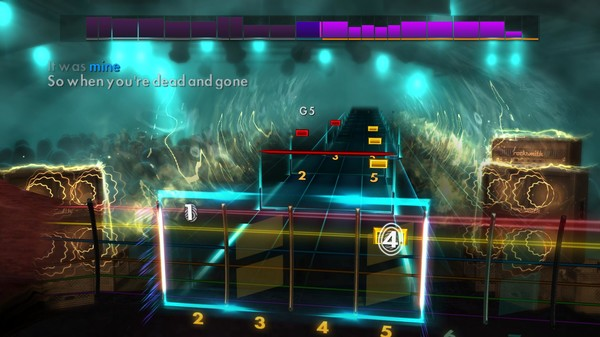 "Скриншот №5 к Rocksmith® 2014 Edition – Remastered – blink-182 - ""Stay Together for the Kids"""