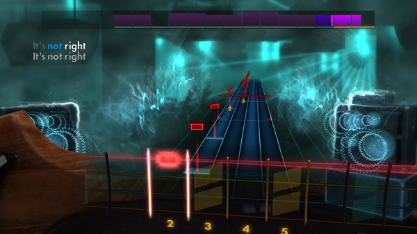 "Скриншот №2 к Rocksmith® 2014 Edition – Remastered – blink-182 - ""Stay Together for the Kids"""