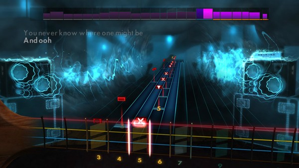 Скриншот №4 к Rocksmith® 2014 Edition – Remastered – Brad Paisley Song Pack