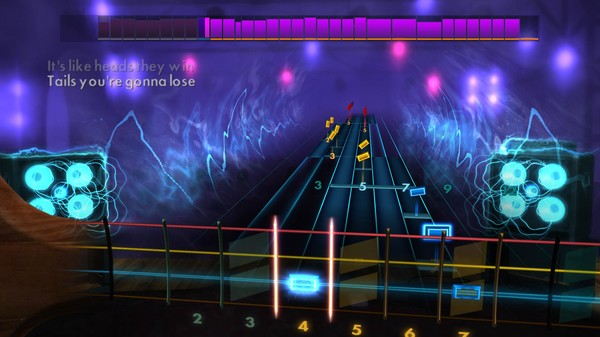 "Скриншот №5 к Rocksmith® 2014 Edition – Remastered – Poison - ""Fallen Angel"""