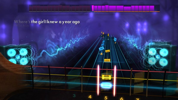 "Скриншот №1 к Rocksmith® 2014 Edition – Remastered – Poison - ""Fallen Angel"""
