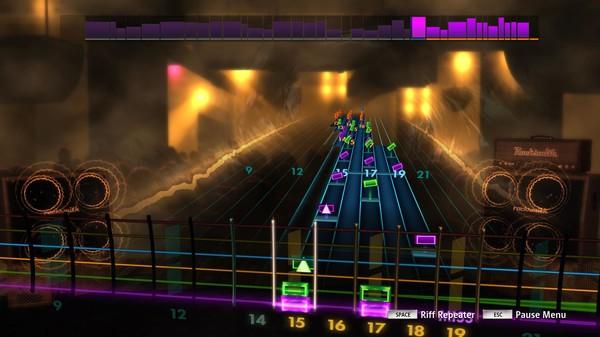 "Скриншот №2 к Rocksmith® 2014 Edition – Remastered – Poison - ""Fallen Angel"""