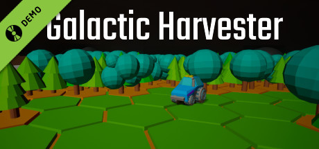 Galactic Harvester MegaJam 2017 on Steam