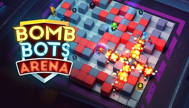 Bomb Bots Arena をプレイ