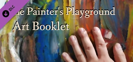 The Painter's Playground - Digital Art Booklet